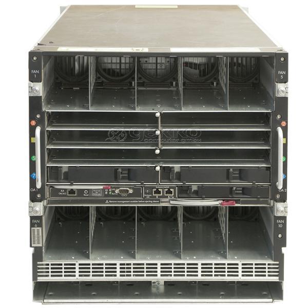 Upgrade firmware on HP c7000 enclosure