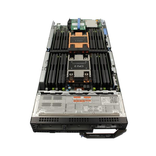 Dell PowerEdge FX2 + 4x FC630 2x QC Xeon E5-2623v3 3,0GHz