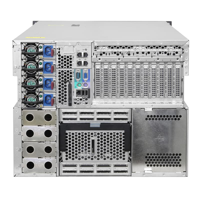 intel-xeon-e7-4820_HP Server ProLiant DL980 G7 4x 8C Xeon E7-4820 2GHz 128GB