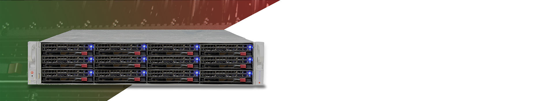 Supermicro Server CSE-829U